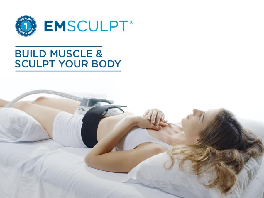 Emsculpt Treatment for Your Abdomen